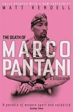 The Death of Marco Pantani by Matt Rendell (2016, Paperback)