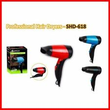 1000W Foldable Handle Travel Hair Dryer Professional Hair Dryers Compact Storage