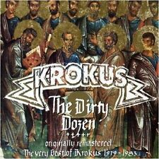 KROKUS - The Dirty Dozen CD