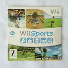 Wii Sports Nintendo Wii PAL FAST & FREE Delivery
