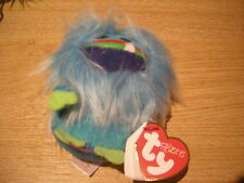 TY Beanie Babies-CRESPI Key Clip-Fang 37331-DOB 19 SETTEMBRE 2014-NUOVO
