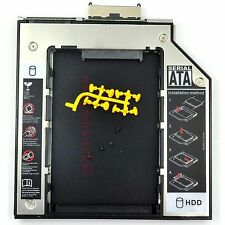 SATA 2nd HDD Hard Drive caddy HP Compaq MultiBay II nc6400 nc6230 nx8220 nx6110