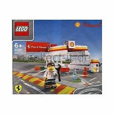 LEGO-SHELL V-powercollection Shell stazione Exclusiv (40195) POLYBAG