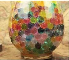 Soft Crystal balls for home decor (mixed colors)