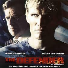 EX RENTAL THE DEFENDER KNOW YOUR ENEMY DVD DOLPH LUNDGREN  R 4 ACTION GUARANTEED