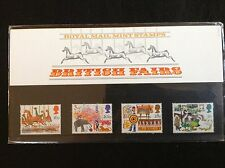 GB Royal Mail 1983 Presentation Pack #147 FAIRS - Low S&H