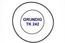 SET CINGHIE GRUNDIG TK 242 REGISTRATORE A BOBINE BOBINA NUOVE FRESCHE TK242 BELT