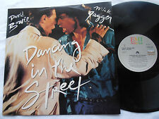 David Bowie And Mick Jagger Dancing in The Street, Maxi Single, Emi 12EA 204