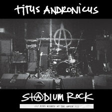 Titus Andronicus - S+@dium Rock: Five Nights At The Opera [New Vinyl] Digital Do