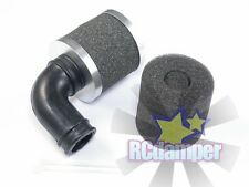 ALUMINUM LARGE AIR-FILTER S FOR HPI TROPHY 3.5 4.6 & OFNA HOBAO HYPER 7 8 8.5 9