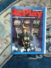 coin-op Amusements June 2000 REPLAY MAGAZINE:vol 15 number9