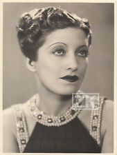 MARCELLE CHANTAL Mannequin Actrice Mode Art deco Fashion Studio INTRAN Photo #1
