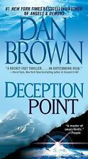Deception Point, Dan Brown, 9781416524809, Book, Very Good