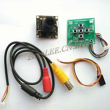 Sony 700TVL Super HAD CCD II 2.8mm Lens FPV Camera + OSD Control Panel for RC