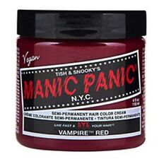 Manic Panic Semi Permanent Hair Color Cream Vampire Red 4 oz