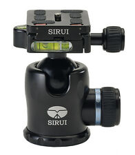 Sirui K-20X Ball Head Whoping 55 LB Capacity Arca Compatible-  Free Shipping