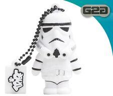 Star Wars Stormtrooper 8GB USB Stick Flash Drive Xmas Stocking Filler
