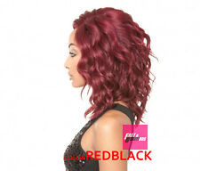 RCP724 BRADY - ISIS Red Carpet Synthetic Lace Front Wig BEYONCE st. MEDIUM WAVY