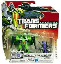 TRANSFORMERS GENERATION LEGENDS FIGURE 30TH ANNIVERSARY ACID STORM & VENIN