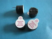 10x Magnetic Buzzer (Seperated) Continuous tone Active Buzzer 1.5V 75DB
