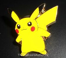 PIKACHU EX Red Cheeks Official Pin 2015 Legendary Collection Unused Pokemon