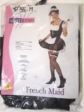Secret Wishes French Maid Costume, New in original packing, Medium
