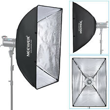 "Neewer portable softbox Bowens Mount  23.6"" X 35.4""/ 60 X 90cm Rectangular"