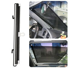 Car Retractable Side Window Sun-shading Curtain Roller Blind Sunshade Sun Shades