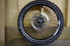 YAMAHA YZ250F OEM FRONT WHEEL RIM TIRE ASSY COMPLETE YZ250 YZ 250F 250 F 02