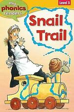 Snail Trail (My Phonics Readers: Level 3)-ExLibrary