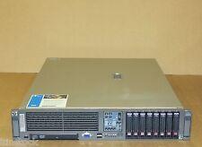 Hp Proliant Dl385 G2 2x Dual Core 2.8 ghz, 4gb Ram, 6x 146gb 10k Sas Servidor de 2U de