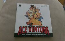 Ace Ventura 7th Level CD-ROM Computer Video game Babes Butt Yodeling Danger oop