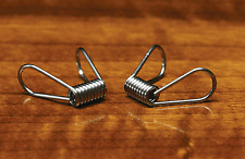 MARC PETITJEAN SET of 2 LOOP CLAMPS -  fly tying