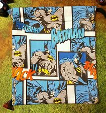 Batman comic dice bag