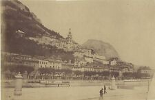 Grenoble France Vintage Albumine ca 1890