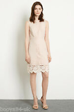 NEW + WAREHOUSE + LACE DETAIL DRESS + SIZE + UK 6
