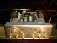 H.H. Scott 399 Stereo Tube Receiver for Parts or Repair