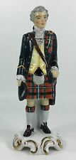 "RADNOR Bone China ""The Laird Macgregor"" Irish Man Bone China Figurine England 7"""