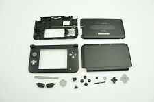 Nintendo 3DS XL FULL Replacement Shell Housing Case Black MINT BRAND NEW USA!