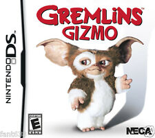 Gremlins Gizmo  ( Nintendo DS ) DSL DSi XL 3DS Brand New Sealed