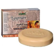 Madina EGYPTIAN MUSK Herbal SOAP made with 100% Vegetable base