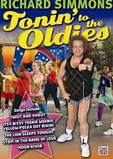 Richard Simmons Tonin' to the Oldies (DVD) workout sweatin  sweating SEALED NEW