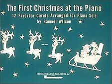 1st Christmas at the Piano Sheet Music Easy Piano Solo Piano Collectio 050005760