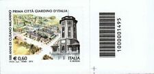 1495 CODICE A BARRE LATO DI SOTTO 100 ANNI CUSANO MILANINO 0.60 ANNO 2012