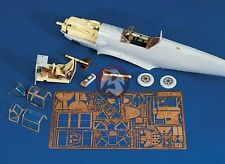 Verlinden 1/32 Messerschmitt Bf 109E Update Set (for Hasegawa kit No.S5) 741