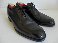 "Herring ""Edmonton"" black leather shoes UK size 7.5 Church's Crockett & Jones"