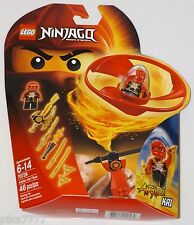 LEGO Ninjago Airjitzu KAI Flyer 70739 NEW build rip fly red fire ninja US Seller