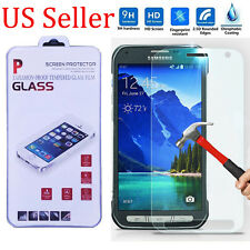 9H ULTRA CLEAR TEMPER GLASS SCREEN PROTECTOR For SAMSUNG GALAXY S6 Active G890