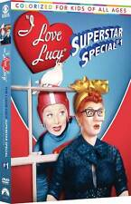 I Love Lucy: TV Series Complete Superstar Special #1 Colorized Box / DVD Set NEW