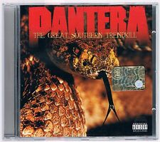 PANTERA THE GREAT SOUTHERN TRENDKILL CD COME NUOVO!!!